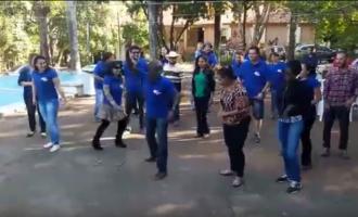 Intercambistas do continente africano no encerramento do Curso para Gestores de Cultura
